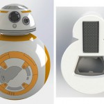 ABREBOTELLAS STAR WARS BB8