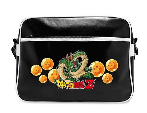 BANDOLERA DRAGON BALL Z DRAGON SHENRON POLIURETANO