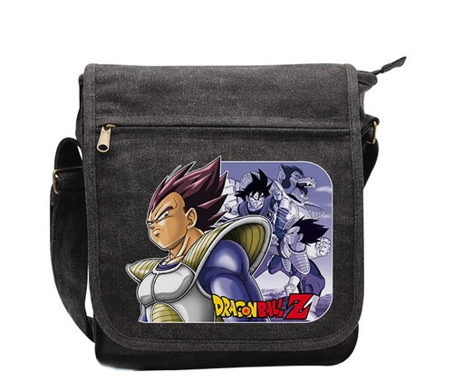 BANDOLERA DRAGON BALL Z VEGETA TELA