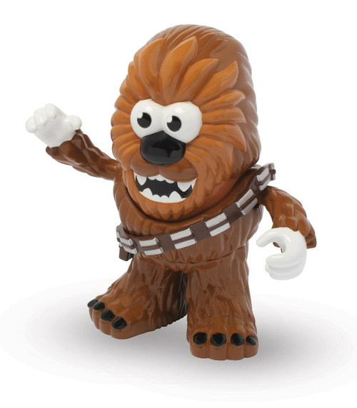 FIGURA STAR WARS MR POTATO CHEWBACCA 17 CM