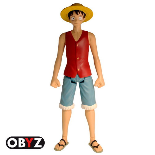 FIGURA ONE PIECE ARTICULABLE MONKEY D. LUFFY 30 CM
