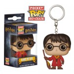 LLAVERO FUNKO POP HARRY POTTER HARRY UNIFORME QUIDDITCH