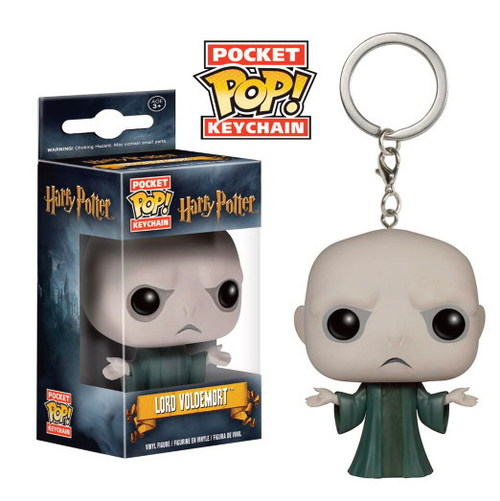 LLAVERO FUNKO POP HARRY POTTER LORD VOLDEMORT TÚNICA