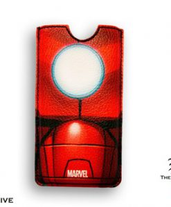 FUNDA IRON MAN BUSTO MARVEL IPHONE 4