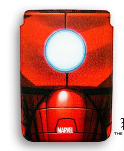 FUNDA IRON MAN BUSTO MARVEL AVENGERS IPAD 2 Y 3