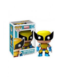 FIGURA FUNKO POP X-MEN LOBEZNO