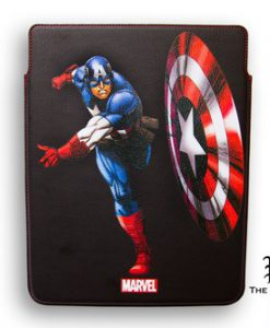 FUNDA CAPITÁN AMÉRICA MARVEL IPAD MINI