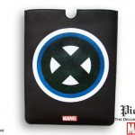 FUNDA IPAD 2 Y 3 X-MEN MARVEL LOGO CLÁSICO BORDE CUADRADO