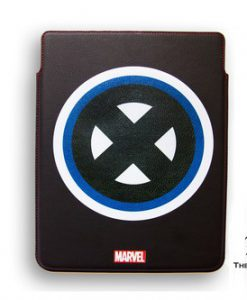 FUNDA IPAD MINI X-MEN MARVEL LOGO CLÁSICO BORDE REDONDO