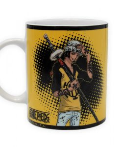 TAZA ONE PIECE TRAFALGAR D. WATER LAW