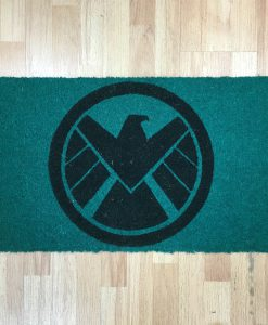 FELPUDO MARVEL LOGO SHIELD CÓMICS