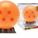 HUCHA DRAGON BALL BOLA DE DRAGON 4 ESTRELLAS PVC