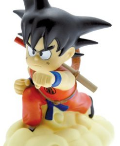 HUCHA DRAGON BALL SON GOKU NUBE KINTON PVC
