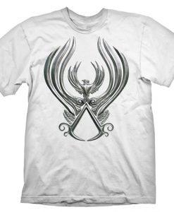 CAMISETA ASSASSINS CREED 4 HASHASHIN LOGO