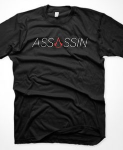 CAMISETA ASSASSINS CREED ASSASSIN LOGO