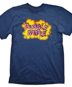 CAMISETA BUBBLE BOBBLE