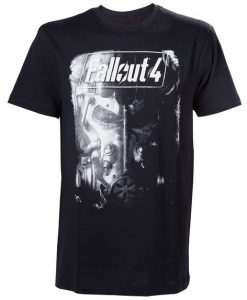 CAMISETA FALLOUT 4 DARK BROTHERHOOD