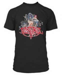 CAMISETA LEAGUE OF LEGENDS LOL PENTAKILL