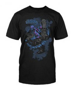 CAMISETA LEAGUE OF LEGENDS LOL RYZE