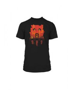 CAMISETA MINECRAFT GLIMPSE
