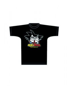 CAMISETA DRAGON BALL GOKU MARCA NEKO NEKOBALLZ