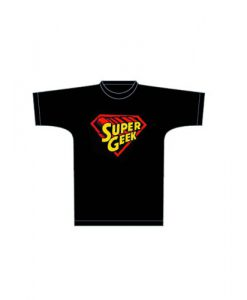 CAMISETA SUPERGEEK MARCA NEKO