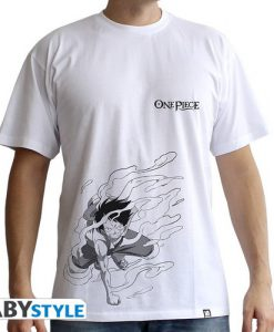 CAMISETA ONE PIECE MONKEY D. LUFFY GEAR SECOND