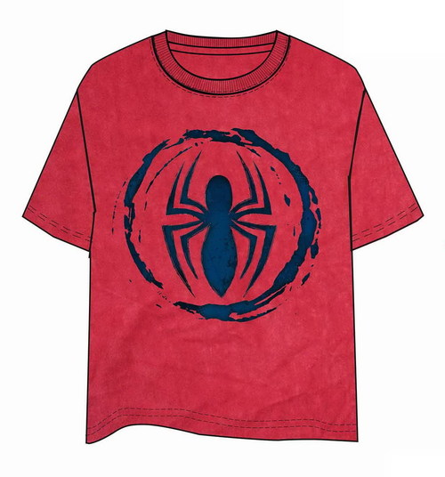 CAMISETA SPIDERMAN LOGO