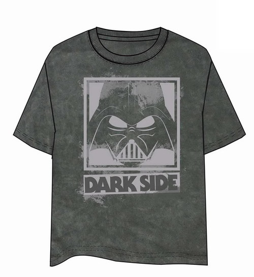 CAMISETA STAR WARS DARTH VADER LADO OSCURO