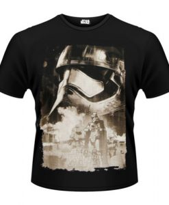 CAMISETA STAR WARS CAPITANA PHASMA