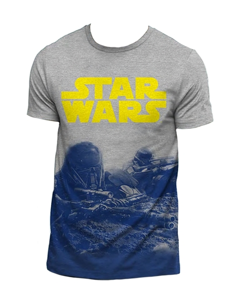 CAMISETA STAR WARS STORMTROOPERS ROGUE ONE
