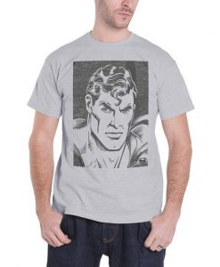 CAMISETA SUPERMAN RETRATO