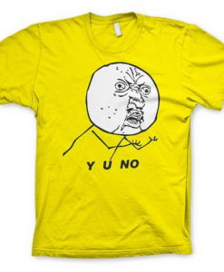CAMISETA TROLL FACE YES O NO | ¿POR QUÉ?