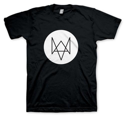 CAMISETA WATCH DOGS FOX LOGO