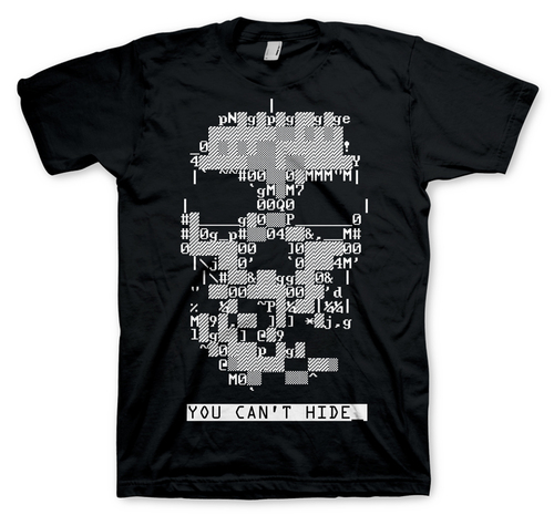 CAMISETA WATCH DOGS CALAVERA