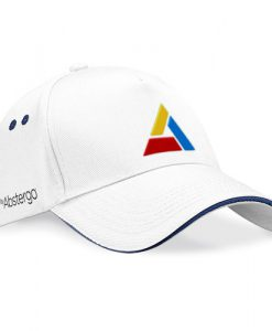 GORRA ASSASSINS CREED INDUSTRIAS ABSTERGO LOGO