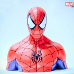 HUCHA SPIDERMAN BUSTO PVC