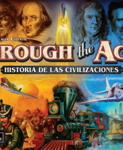 JUEGO DE MESA THROUGH THE AGES HISTORIA DE LAS CIVILIZACIONES