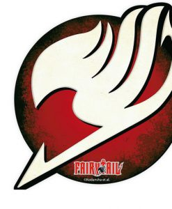 ALFOMBRILLA RATÓN FAIRY TAIL LOGO