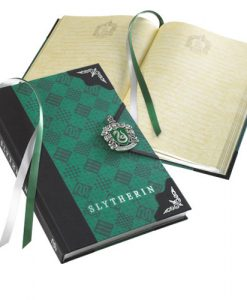 DIARIO HARRY POTTER SLYTHERIN EDICIÓN LIMITADA