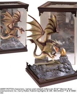 FIGURA HARRY POTTER DRAGON COLACUERNO HÚNGARO 19 CM