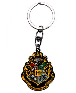 LLAVERO HARRY POTTER HOGWARTS LOGO