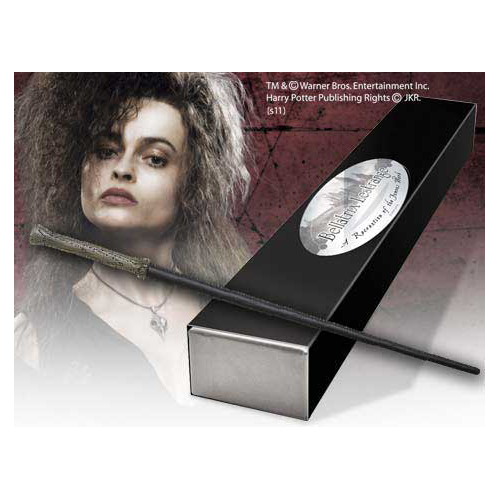 VARITA HARRY POTTER RÉPLICA BELLATRIX LESTRANGE ESCALA REAL 1/1