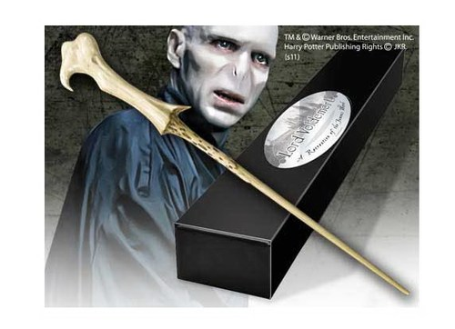 VARITA HARRY POTTER RÉPLICA LORD VOLDEMORT ESCALA REAL 1/1