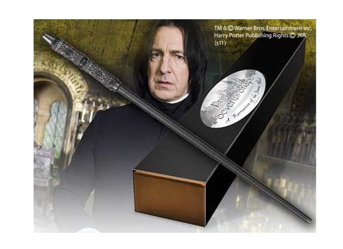 VARITA HARRY POTTER RÉPLICA SEVERUS SNAPE ESCALA REAL 1/1
