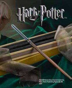 VARITA HARRY POTTER RÉPLICA DRACO MALFOY ESCALA REAL 1/1