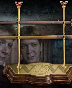 VARITAS HARRY POTTER FRED Y GEORGE WEASLEY