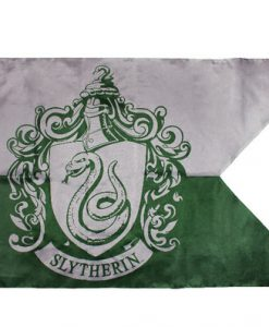 BANDERA HARRY POTTER HOGWARTS SLYTHERIN