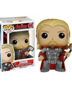 FIGURA FUNKO POP THOR LA ERA DE ULTRÓN MARVEL CÓMICS