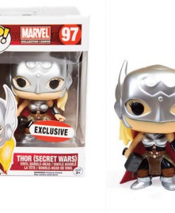 FIGURA FUNKO POP LADY THOR MARVEL CÓMICS